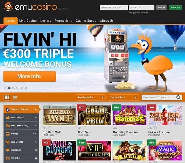 Emu Free Cash