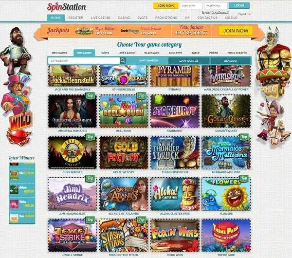Review - online casino