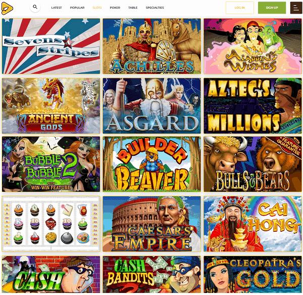 Aussie Play Casino Bonus Code