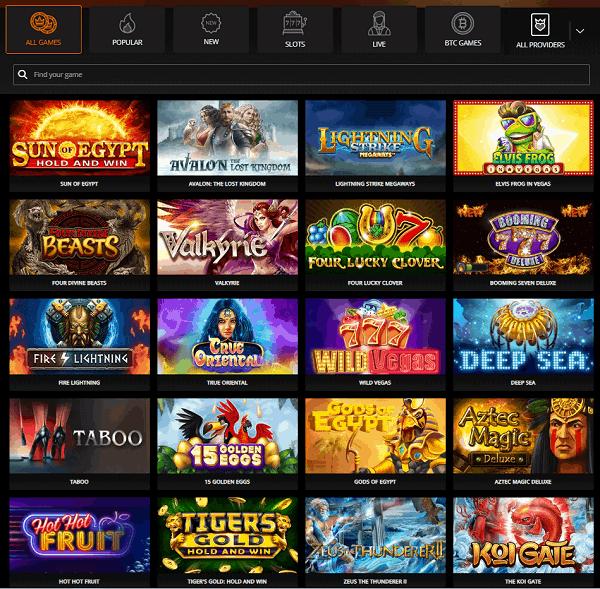 About TeleVega Casino Online