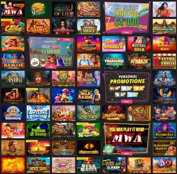 Booi Casino Online Website