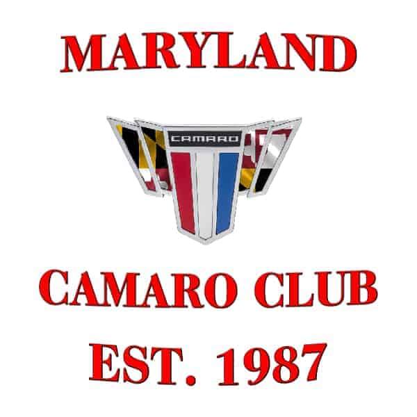 Maryland Camaro Club Logo