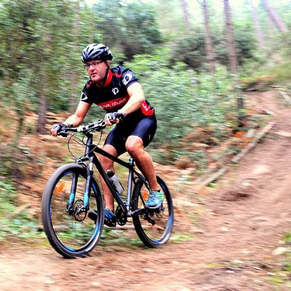 mtb riding trail