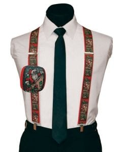 Holiday Party Apparel - Christmas Accessories and Suits