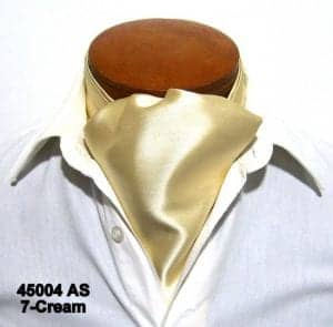 Cravats Ascots Self Tie and Pre-tied
