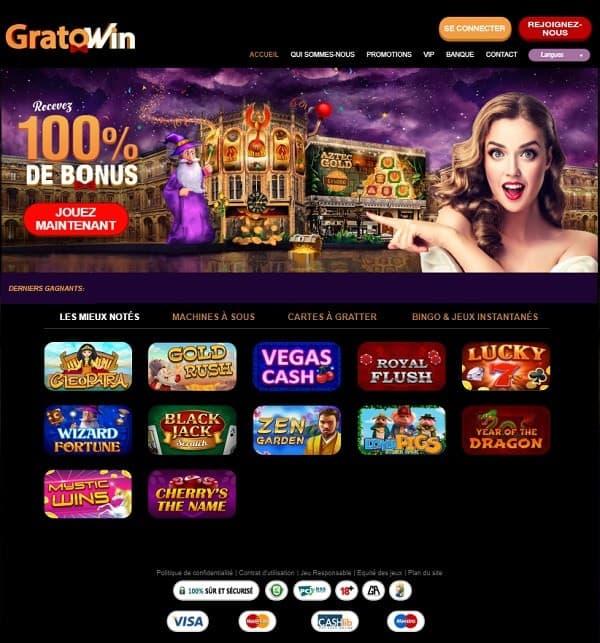 Gratowin Review