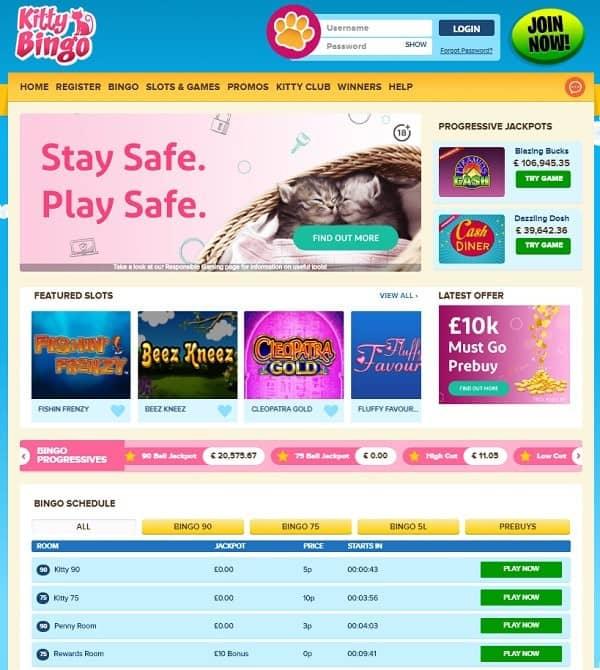 Review Casino and Bingo