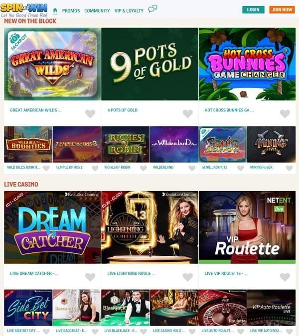 Review, Free Spins, Promotion