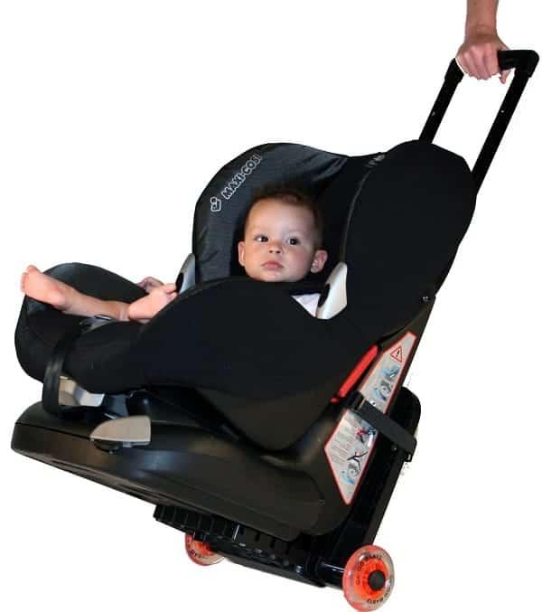 travel car seat, travel car seat accessory, car seat travel accessory, car seat travel bag