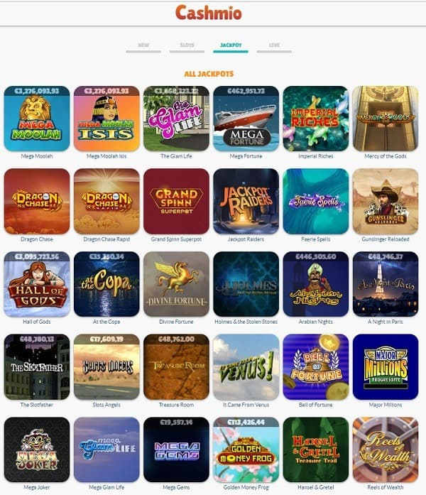 Read our Casino review