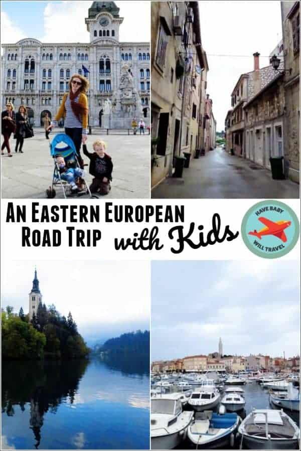Eastern European Road Trip with Kids