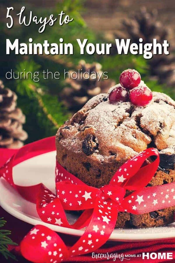 Christmas is here and New Year's Day is rapidly approaching and with those two holidays comes plenty of opportunities to eat well. There is not a lot of information out there to help prevent gaining weight during the holiday. Take a look at five ways we've found to maintain your weight during the holidays.