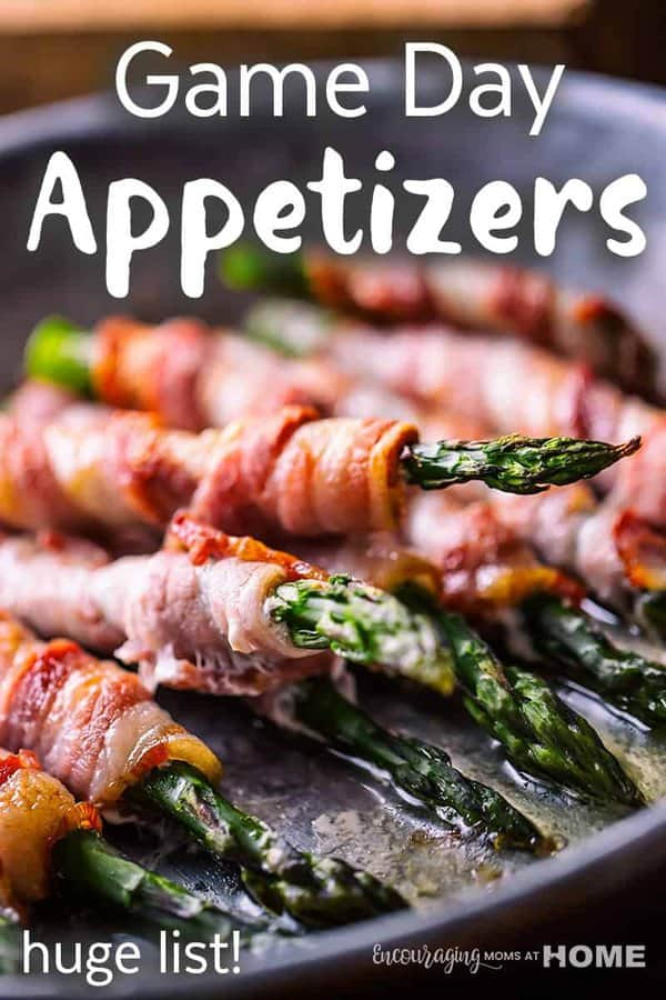 Looking for the very best appetizers for game day or a big event?  Take a look at our collection of easy recipes for snacks and appetizers that are sure to impress.