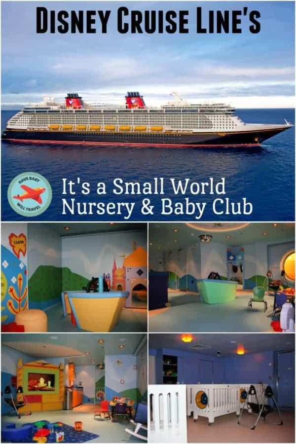 Disney Fantasy It's a Small World Nursery & Baby Club