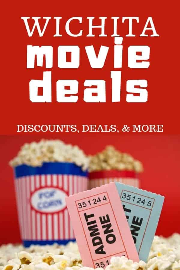 Find the best deals for movies in Wichita KS! The best Wichita Movie Theaters for Cheap Movies Wichita. | Wichita on the Cheap - Get Movie Ticket Discounts for fun, frugal activities in Wichita!