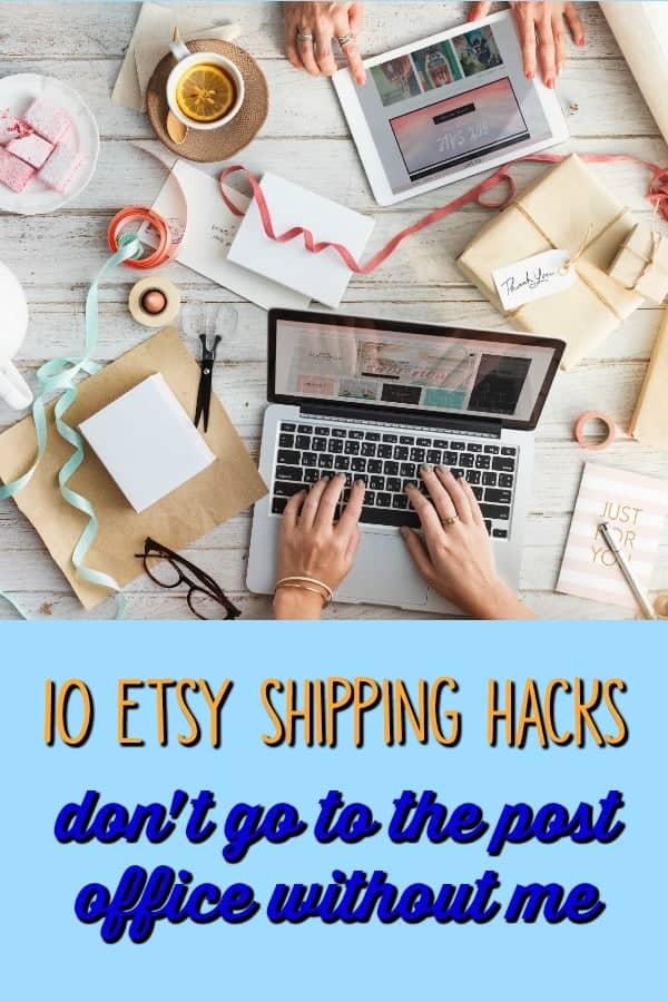 10 shipping hacks for Etsy