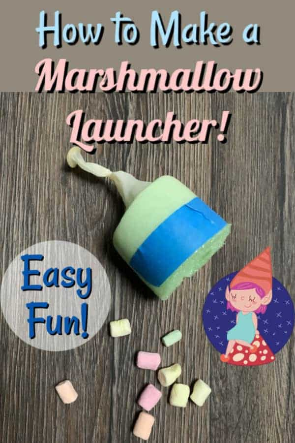 how to make a marshmallow launcher