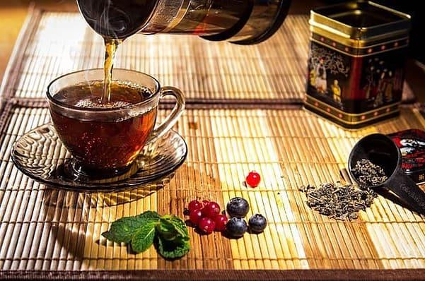 green tea health benefits for women