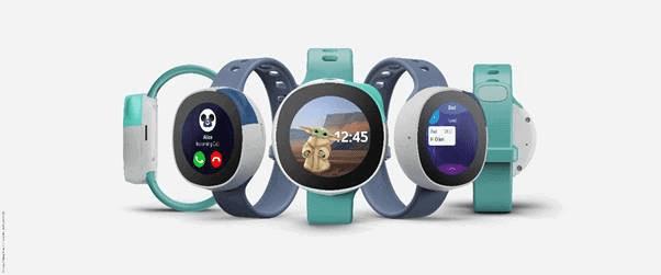 vodafone and disney neo kids smartwatch