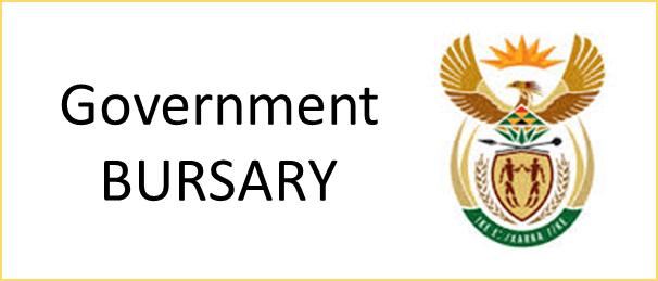 Government Bursaries