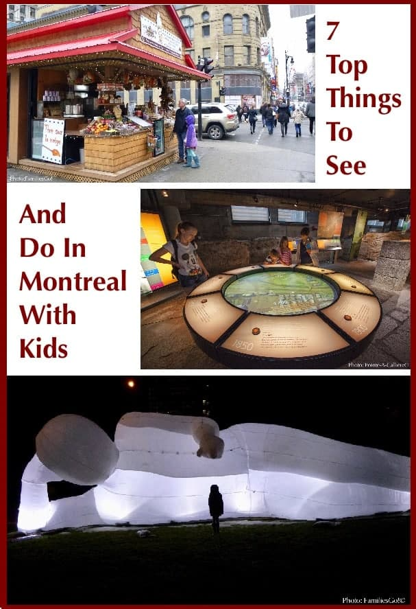 Montreal is a fun city at any time of year with good food, culture and outdoor activities both parents and kids can enjoy. #montreal #weekend #winter #vacation #kids #thingstodo