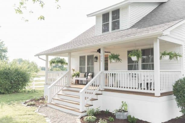 better curb appeal after the makeover