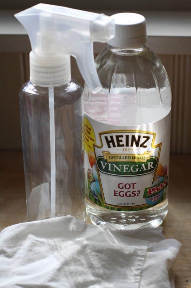 vinegar as natural cleaner