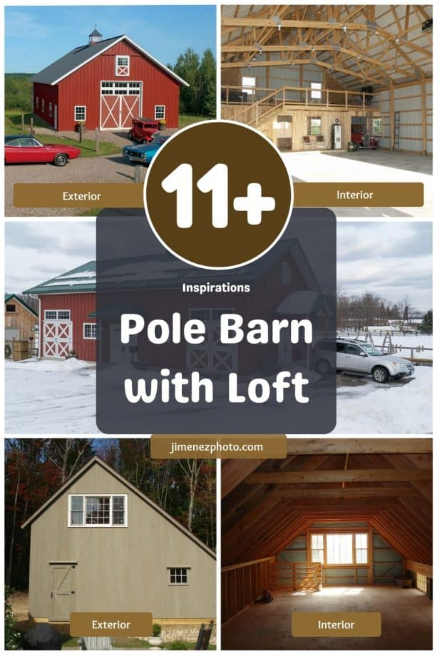Pole Barn with Loft: 11+ Inspirations and 6 Interesting Facts