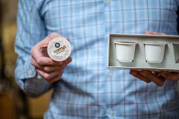Xoma coffee capsules