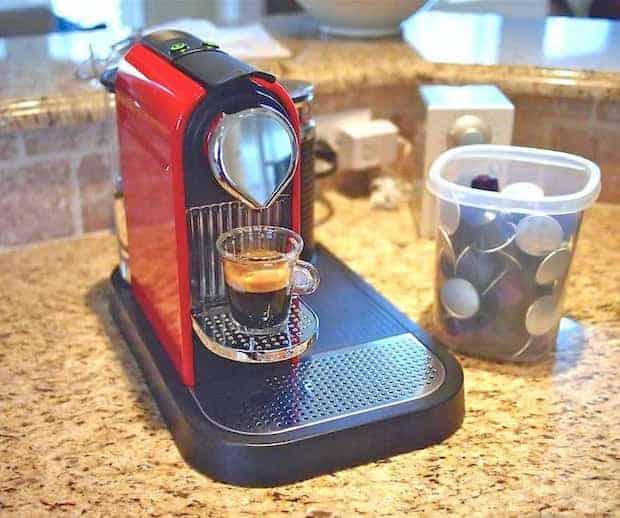 Nespresso CitiZ machine