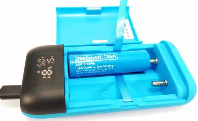 XTAR PB2S Battery Charger