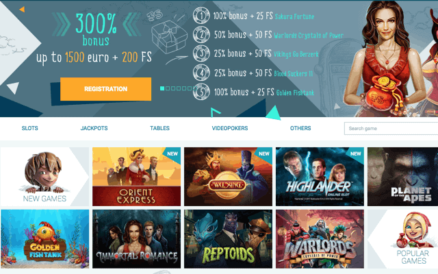 Azart Play Casino free spins bonus