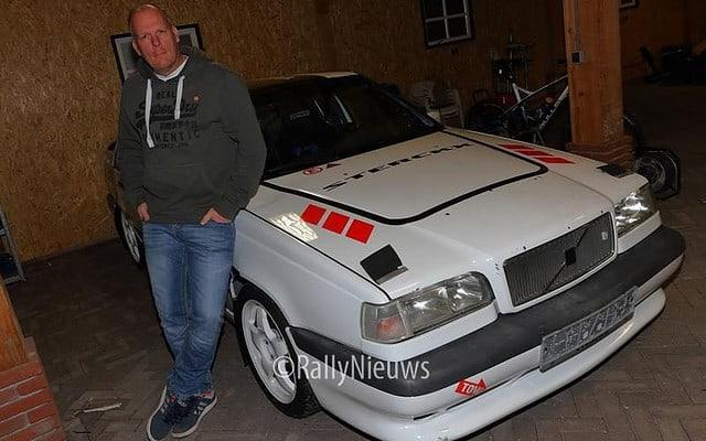 Will Bruins - Volvo 850 T5R