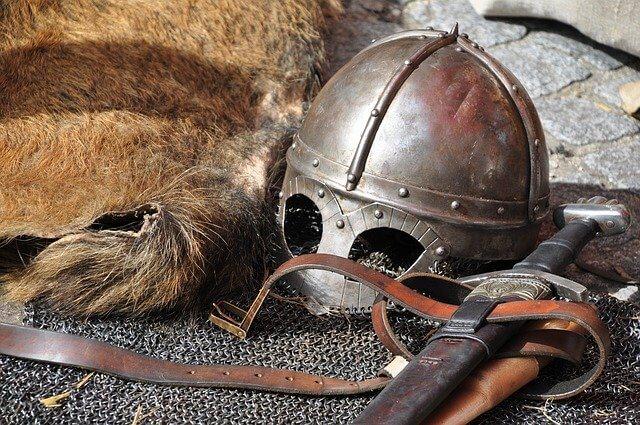 Équipement d'un chevalier