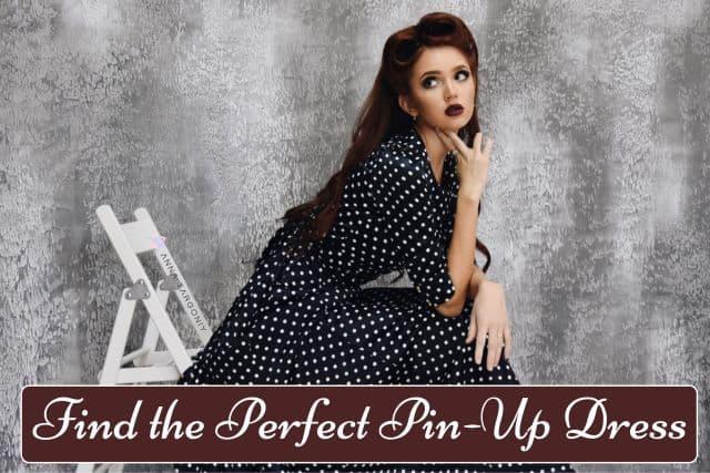 how to dress like a pinup girl