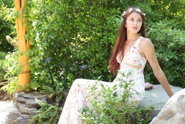 Top Female International Model Anna Targoniy