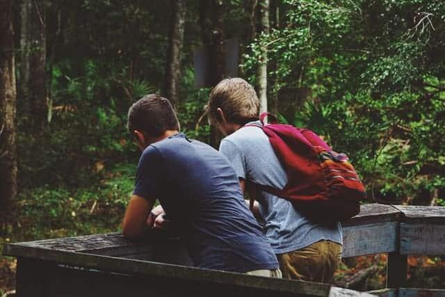 Bedeutung von Freundschaft: zusammen etwas unternehmen