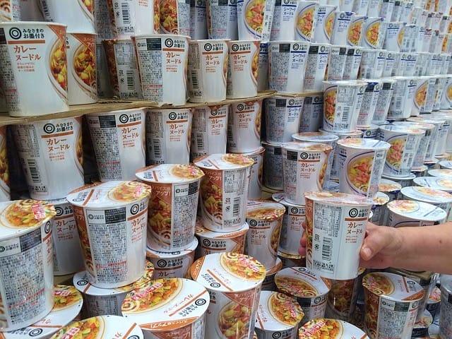 How To Microwave Cup Noodles - BillLentis.com