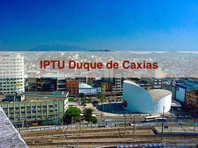 IPTU Duque de Caxias