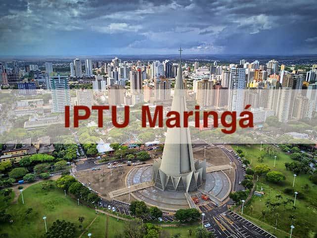 IPTU Maringá PR