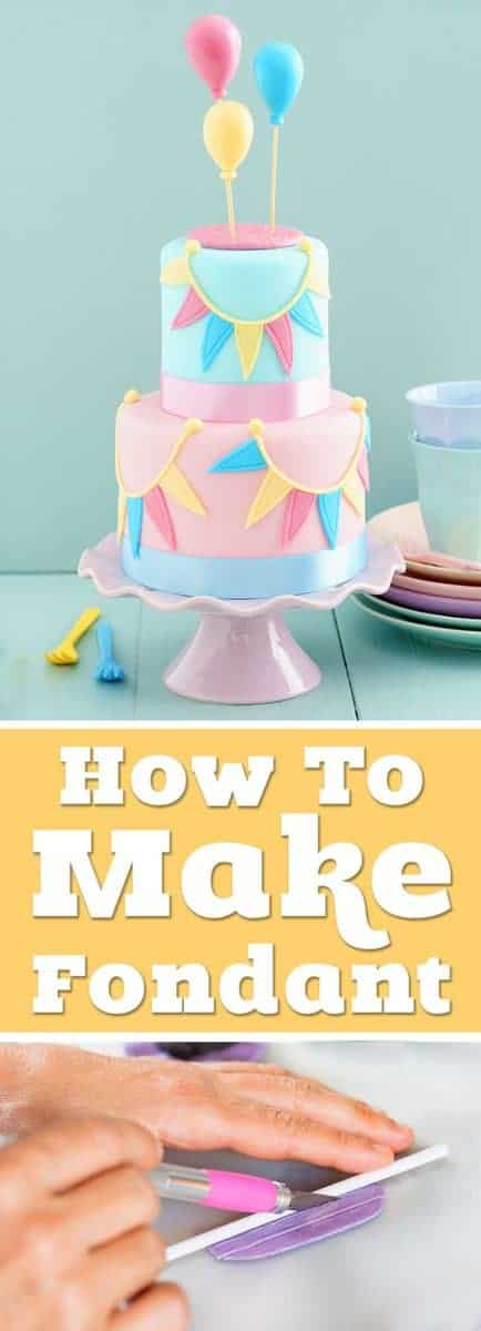 How to make fondant icing and cake decorating tips. Enjoy an easy homemade rolled fondant recipe and inspiring cakes to bake for your next party.