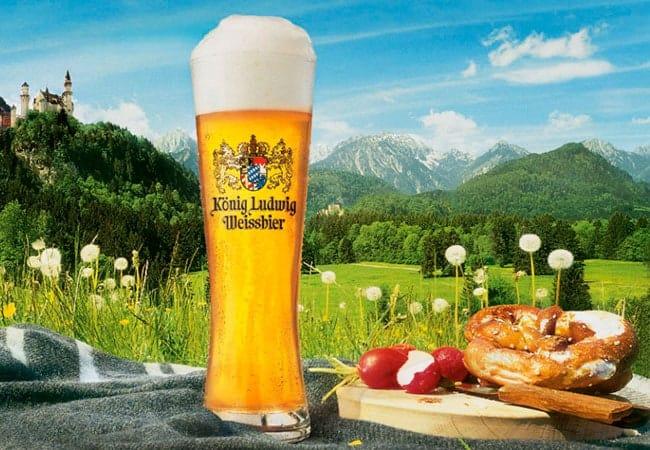 Cervezas de primavera - Weissbier