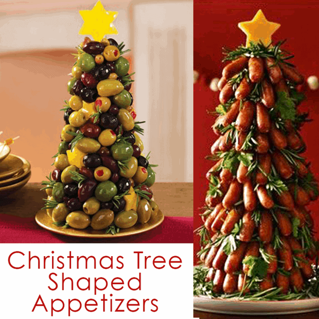 hese uniqueChristmas Tree Foodideas are the perfect recipes for Christmas Appetizers!