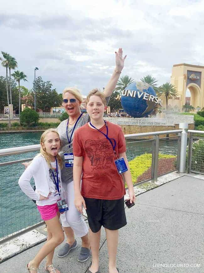 10 Things you MUST do at Universal Orlando! Learn about rides and attractions you can't miss! What's new and coming soon at the Wizarding World of Harry Potter and more with family vacation and travel tips. LivingLocurto.com