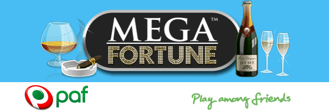 Finnish player wins €17,861,813 Mega Fortune Jackpot at Paf Casino