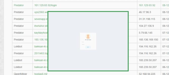 C2 Tracker : ++ScreenShots