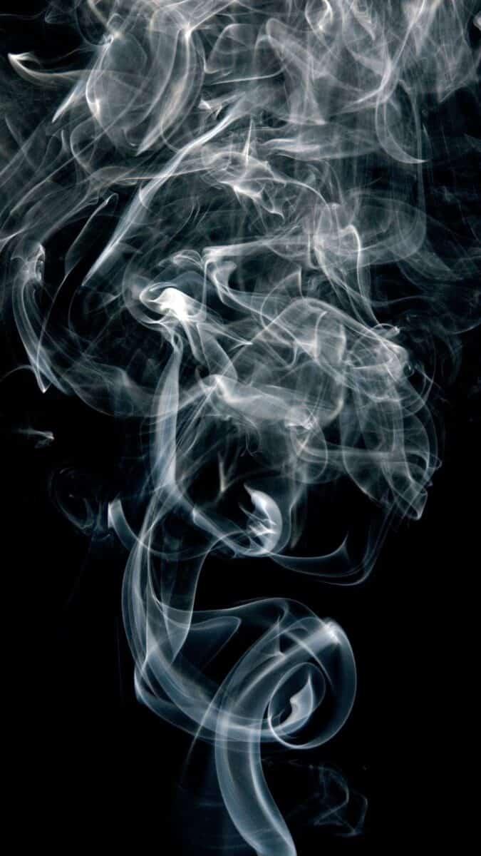 smoke Black Aesthetic Wallpapers