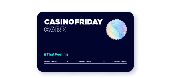 CasinoFriday Deposit and Withdrawal