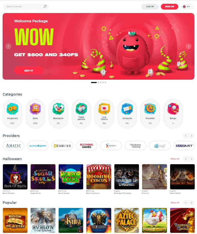 YOJU Homepage Review