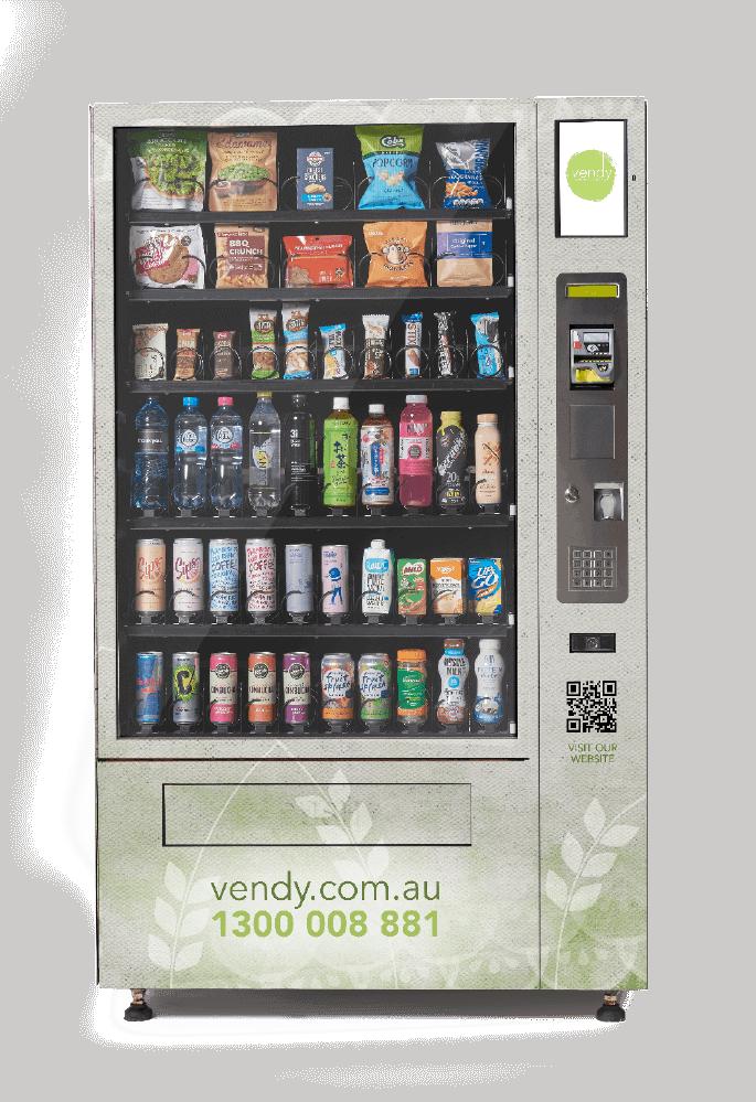 Vendy Vending Machine